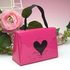 バレンタイン 義理チョコ 可愛いバッグに♪美味しい生チョコ入り☆バレンタイン 義理チョコ/バレ…