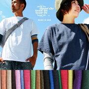 グッドオン Tシャツ カットソー レディース コットン カジュアル ファッション ショート スリーブ トップス