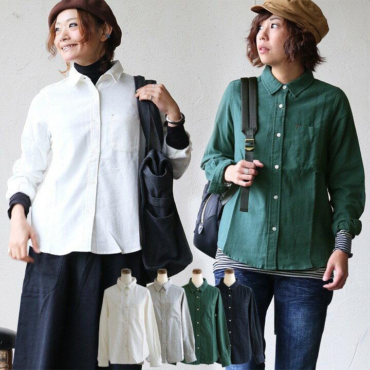 年中着られる無地シャツも、季節に合わせてスッキリ着るのが「大人」。