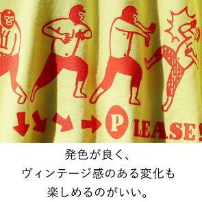 半袖Tシャツクルーネック丸胴綿100%6.2オンスヘビーウェイト「マスクマンコマンドプリント」メンズレディースMr.Lumberjack