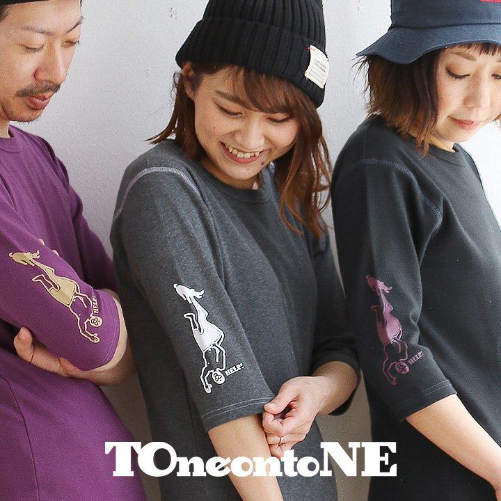トップス, Tシャツ・カットソー  5 40 50 TOneontoNE