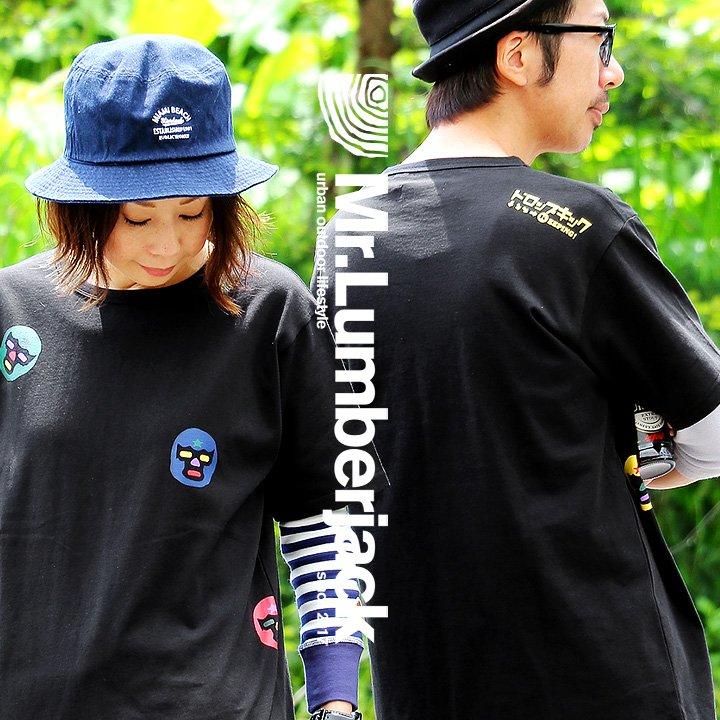 トップス, Tシャツ・カットソー  T 100 Mr.Lumberjack