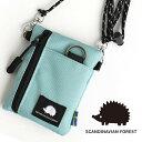 チャムス CHUMS ネックポーチ スプルス ポケット オーガナイザー Spruce Pocket Organizer (CH60-2899 SS20) メンズ・レディース サコッシュバッグ カバン 【メール便可】【ts】