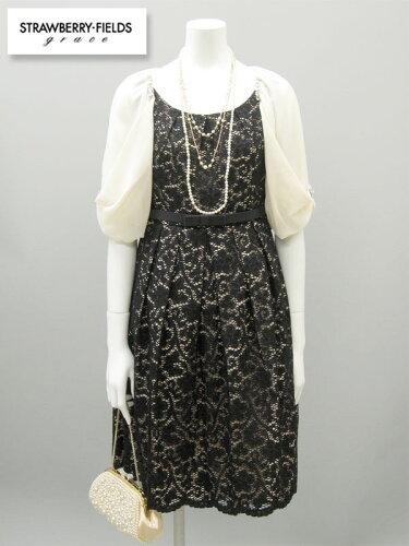 レンタル ドレス ストロベリーフィールズ STRAWBERRY-F...