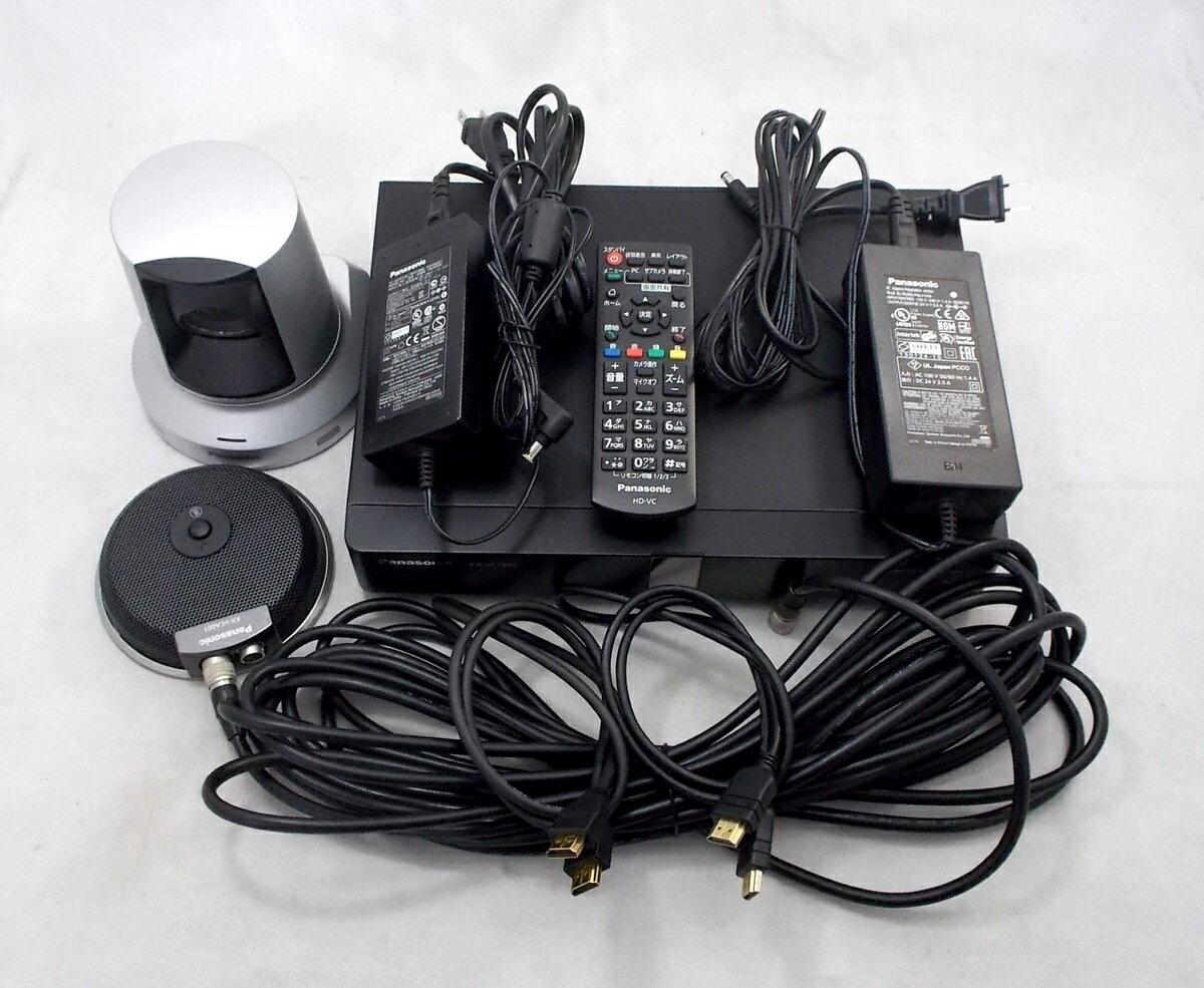 カメラ・ビデオカメラ・光学機器, 業務用ビデオカメラ  KX-VC1300J Panasonic ()