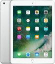 【中古】送料無料 タブレット パソコン Apple アップル iPad 第5世代 2017年 128GB Wi-Fi シルバー ACアダプタ+Lightningケーブル付き・・・