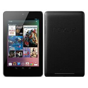 ASUSGoogleNexus7ME370T(ASUS-1B081A)32GBBlack【2012/Wi-Fi】