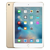 白ロム iPad mini4 Wi-Fi Cellular (MK712J/A) 16GB ゴールド[中古Bランク]【当社1ヶ月間保証】 タブレット docomo 中古 本体 送料無料【中古】 【 パソコン&白ロムのイオシス 】