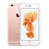 白ロム au 未使用 【SIMロック解除済】iPhone6s 16GB A1688 (MKQM2J/A) ローズゴールド【当社6ヶ月保証】 スマホ 中古 本体 送料無料【中古】 【 パソコン&白ロムのイオシス 】