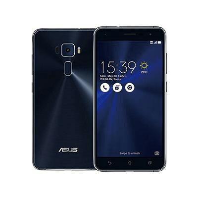 SIMフリー 未使用 ASUS ZenFone3 5.2 Dual SIM ZE520KL-BK32S3 Black 【32GB 国内版 SIMフリー】【当社6ヶ月保証】 スマホ 中古 本体【中古】 【 パソコン&白ロムのイオシス 】:中古パソコンと白ロムのイオシス