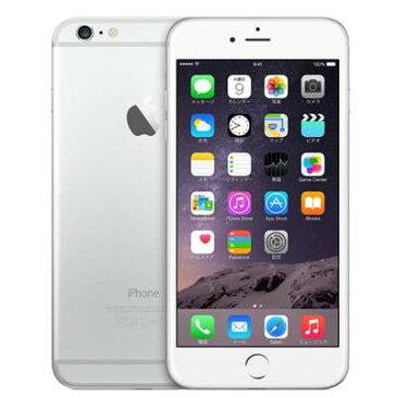 白ロム SoftBank iPhone6 Plus 128GB A1524 (MGAE2J/A) シルバー[中古Cランク]【当社3ヶ月間保証】 スマホ 中古 本体 送料無料【中古】 【 中古スマホとタブレット販売のイオシス 】