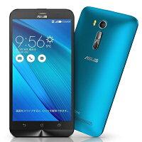 SIMフリー Asus ZenFone Go ZB551KL-BL16 ブルー【RAM2GB/楽天版SIMフリー】[中古Aランク]【当社1ヶ月間保証】 スマホ 中古 本体 送料無料【中古】 【 中古スマホとタブレット販売のイオシス 】