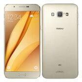 白ロム au 未使用 Galaxy A8 SCV32 Gold【当社6ヶ月保証】 スマホ 中古 本体 送料無料【中古】 【 パソコン&白ロムのイオシス 】