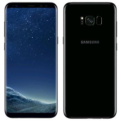 SIMフリー 未使用 Samsung Galaxy S8 Plus Dual-SIM SM-G9550【128GB Midnight Black 香港版 SIMフリー】【当社6ヶ月保証】 スマホ 中古 本体【中古】 【 中古スマホとタブレット販売のイオシス 】:中古スマホとタブレットのイオシス