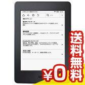 未使用 【第8世代】Kindle 4GB Black(キャンペーン情報付き)【当社6ヶ月保証】 タブレット 中古 本体 送料無料【中古】 【 中古スマホとタブレット販売のイオシス 】