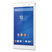 Sony Xperia Z3 Tablet Compact (SGP611JP/W) 16GB White【国内版 Wi-Fi】[中古Cランク]【当社1ヶ月間保証】 タブレット 中古 本体 送料無料【中古】 【 中古スマホとタブレット販売のイオシス 】