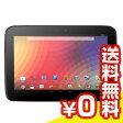 Google Nexus 10 GT-P8110 Black 【Wi-Fiモデル 32GB 国内版】[中古Bランク]【当社1ヶ月間保証】 タブレット 中古 本体 送料無料【中古】 【 パソコン&白ロムのイオシス 】