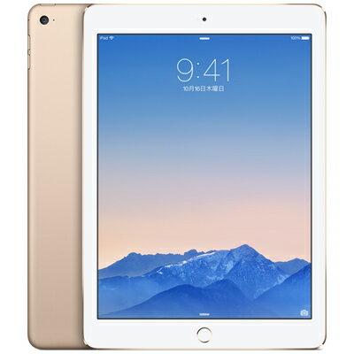 白ロム iPad Air2 Wi-Fi + Cellular 32GB ゴールド[MNVR2J/A] [中古Aランク]【当社1ヶ月間保証】 タブレット docomo 中古 本体【中古】 【 パソコン&白ロムのイオシス 】:中古パソコンと白ロムのイオシス