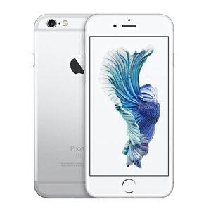 Apple【SIMロック解除済】auiPhone6s64GBA1688(MKQP2J/A)シルバー