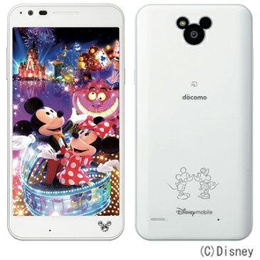 白ロム docomo Disney Mobile on docomo DM-02H White[中古Cランク]【当社3ヶ月間保証】 スマホ 中古 本体 送料無料【中古】 【 中古スマホとタブレット販売のイオシス 】