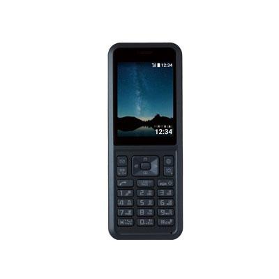 白ロム SoftBank 【SIMロック解除済】Simply 602SI ダークブルー[Aランク]【当社3ヶ月間保証】 ガラケー  本体 携帯電話  【 スマホとタブレット販売のイオシス 】
