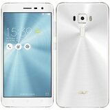 SIMフリー ASUS ZenFone3 5.5 Dual SIM ZE552KL-WH64S4 Moonlight White 【64GB 国内版 SIMフリー】[中古Aランク]【当社3ヶ月間保証】 スマホ 中古 本体 送料無料【中古】 【 中古スマホとタブレット販売のイオシス 】