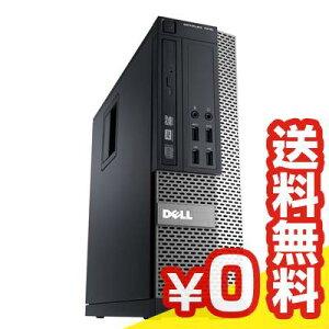 DELL【RefreshedPC】OPTIPLEX7010SFF【Corei5/4GB/250GB/DVD/Win10】