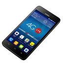 SIMフリー Huawei Ascend G620S (G620S-L02) Black【国内版 SIMフリー】[中古Cランク]【当社3ヶ月間保証】 スマホ 中古 本体 送料無料【中古】 【 中古スマホとタブレット販売のイオシス 】