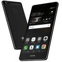 SIMフリー 未使用 UQ mobile Huawei P9 lite PREMIUM VNS-L52 Black 【国内版 SIMフリー】【当社6ヶ月保証】 スマホ 中古 本体 送料無料【中古】 【 中古スマホとタブレット販売のイオシス 】