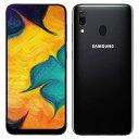 SIMフリー 未使用 Samsung Galaxy A30 Dual-SIM SM-A305FD 【4GB 64GB Black 海外版 SIMフリー】【当社6ヶ月保証】 スマホ 中古 本体 送料無料【中古】 【 中古スマホとタブレット販売のイオシス 】