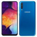 SIMフリー 未使用 Samsung Galaxy A50 Dual-SIM SM-A505FD 【6GB 128GB Blue 海外版 SIMフリー】【当社6ヶ月保証】 スマホ 中古 本体 送料無料【中古】 【 中古スマホとタブレット販売のイオシス 】