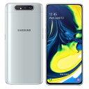 SIMフリー 未使用 Samsung Galaxy A80 Dual-SIM SM-A8050 【8GB 128GB Ghost White 海外版 SIMフリー】【当社6ヶ月保証】 スマホ 中古 本体 送料無料【中古】 【 中古スマホとタブレット販売のイオシス 】