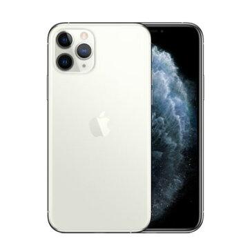 SIMフリー 未使用 iPhone11 Pro Dual-SIM 512GB シルバー MWDK2ZA/A A2217【香港版 SIMフリー】【当社6ヶ月保証】 スマホ 中古 本体 送料無料【中古】 【 中古スマホとタブレット販売のイオシス 】