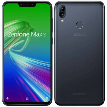 SIMフリー ASUS Zenfone Max M2 ZB633KL 32GB Black 【国内版 SIMフリー】[中古Aランク]【当社3ヶ月間保証】 スマホ 中古 本体 送料無料【中古】 【 中古スマホとタブレット販売のイオシス 】
