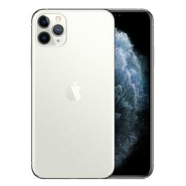 SIMフリー 未使用 iPhone11 Pro Max A2161 (MWH92LL/A) 512GB シルバー【海外版SIMフリー】【当社6ヶ月保証】 スマホ 中古 本体 送料無料【中古】 【 中古スマホとタブレット販売のイオシス 】