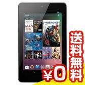 Google Nexus7 (nexus7-16G) 16GB Black【2012 Wi-Fi版】[中古Aランク]【当社1ヶ月間保証】 タブレット 中古 本体 送料無料【中古】 【 中古スマホとタブレット販売のイオシス 】
