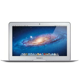 AppleMacBookAirMD223J/AMid2012【Corei5(1.7GHz)/11inch/4GB/64GBSSD】