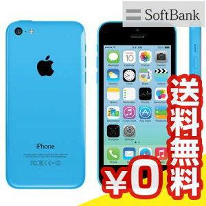 AppleSoftBankiPhone5c32GB[MF151J/A]Blue