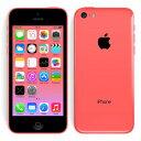 白ロム docomo 未使用 iPhone5c 32GB [MF153J/A] Pink【当社6ヶ月保証】 スマホ 中古 本体 送料無料【中古】 【 パソコン&白ロムのイオシス 】