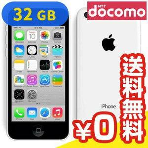 AppledocomoiPhone5c32GB[MF149J/A]White