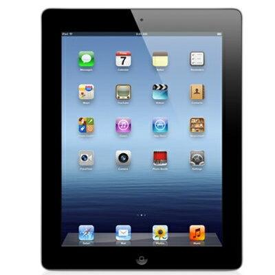 白ロム iPad Retina Wi-Fi + 4G 16GB ブラック [MD366J/A][中古Cランク]【当社1ヶ月間...