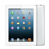 白ロム 【第4世代】iPad Retina Wi-Fi Cellular (MD525J/A) 16GB ホワイト[中古Bランク]【当社1ヶ月間保証】 タブレット au 中古 本体 送料無料【中古】 【 パソコン&白ロムのイオシス 】