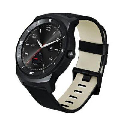 【送料無料】当社1ヶ月間保証[中古Bランク]■LG電子 LG G Watch R LG-W110 Black【周辺機器】中古【中古】 【 中古スマホとタブレット販売のイオシス 】