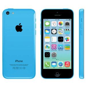 AppleSoftBankiPhone5c16GB(ME543J/A)Blue