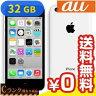 白ロム au iPhone5c 32GB (MF149J/A) White[中古Cランク]【当社1ヶ月間保証】 スマホ 中古 本体 送料無料【中古】 【 パソコン&白ロムのイオシス 】