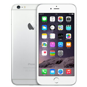 AppledocomoiPhone6Plus64GBA1524(MGAJ2J/A)シルバー