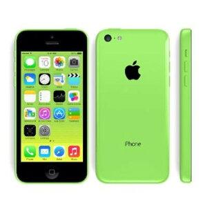 AppleiPhone5cA1529(MF324ZP/A)16GBGreen【海外版SIMフリー】