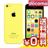 白ロム docomo iPhone5c Yellow 16GB [ME542J/A] [中古Bランク]【当社1ヶ月間保証】 スマホ 中古 本体 送料無料【中古】 【 パソコン&白ロムのイオシス 】
