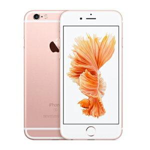 AppleauiPhone6s64GBA1688(MKQR2J/A)ローズゴールド