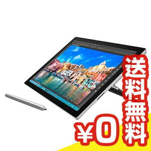 MICROSOFTSurfacePro4CR5-00014【Corei5/4GB/SSD128GB/Win10/シルバー】
